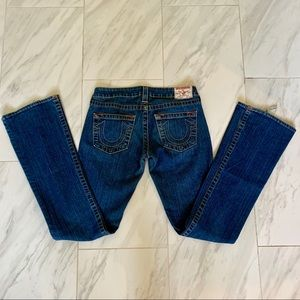 True Religion Bobby Boot Cut Jeans